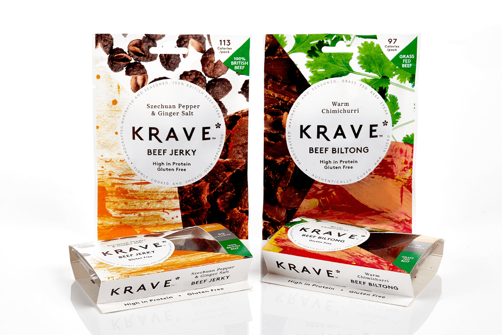 krave meat snacks